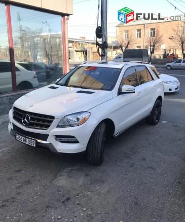 Mercedes ML 350 , 2014թ.