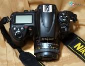 Nikon D700  քիչ է օգտագործած