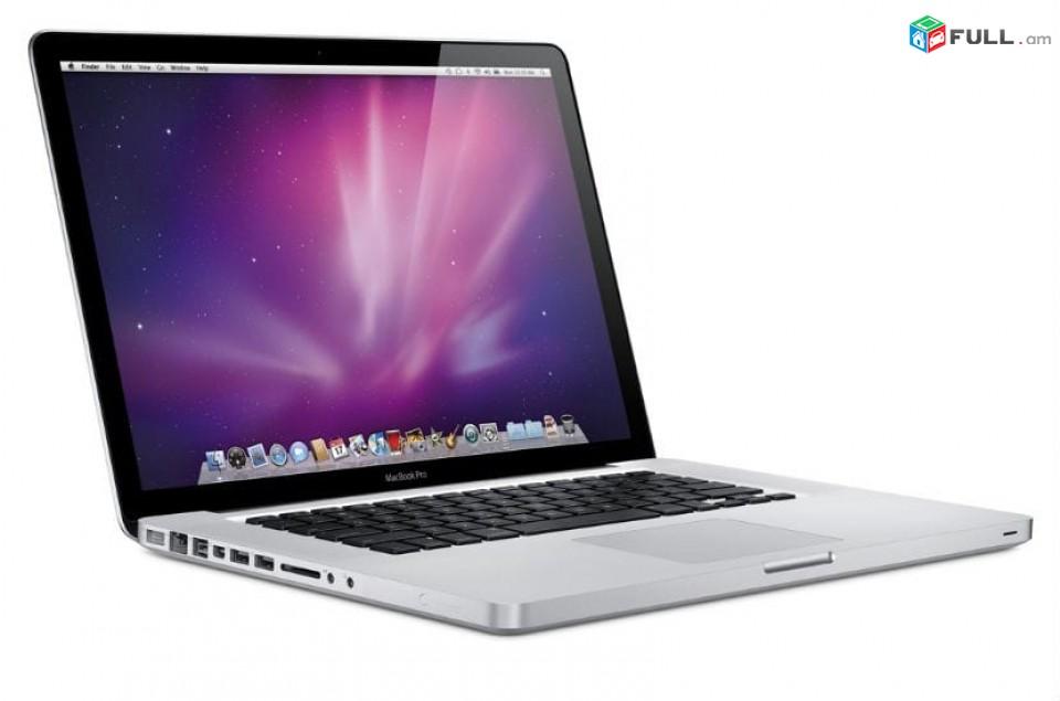 Macbook pro - apple vacarvum e 2010 tiv lav pahac SAKARKELI