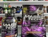MuscleTech Mass Tech gainer масс гейнер fitness белок