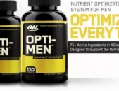 Optimum Nutrition OPTI-MEN Multivitamin Витамины Минералы opti man