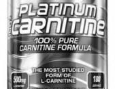 Muscletech Platinum L-carnitine 60; 180 caps Карнитин