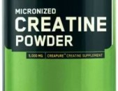 Optimum Nutrition Micronized Creatine monohydrate креатин