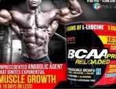 SAN BCAA Pro Reloaded 40 serv 456gr amino бца аминокислоты sportain snund