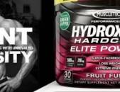 MuscleTech Hydroxycut Hardcore Elite Powder - 30 serv. Ճարպ Այրիչ Жиросжигатель