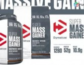 Dymatize Super Mass Gainer Гейнер Белок Fitness Gym Масса