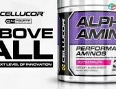Cellucor Alpha Amino 30 serv. BCAA Аминокислоты Protein Протеин Белок Fitness