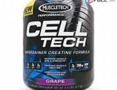 Muscletech Cell-Tech Creatine BCAA Креатин БЦА Аминокислоты Amino Ամինոթթու Կրեա