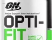 Optimum Nutrition Opti-Fit 120 caps Fat burner Ճարպ այրիչ жиросжигатель