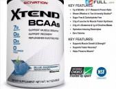 Scivation Xtend BCAA servings. Amino, аминокислоты Глютамин Glutamine Citrullin