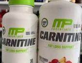 MusclePharm Liquid Carnitine Core Citrus, 473ml. Ճարպ այրիչ Карнитин Fat burner