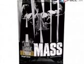 Universal Nutrition Animal Mass gainer гейнер գեյներ