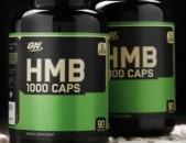 Optimum Nutrition HMB 1000 Caps, 1000mg / 90 Capsules Amino Амино