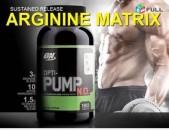 Optimum Nutrition Opti-Pump N. O Arginine Amino sportayin snund амино