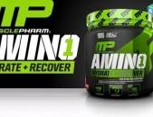 MusclePharm Amino1 BCAA Sport 30 serv БЦА Аминокислоты Ամինոթթուներ