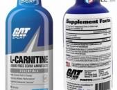GAT L-Carnitine 1500mg 32 serv (60caps) Карнитин Жиросжигатель Fat burner Ճարպ ա