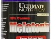 Ultimate Nutrition Melatonin 60 caps Мелатонин
