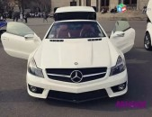 Rent a car Mercedes S klass 221 G 500