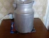 Alyumine bidon 5 litranoc shat lav vichakum