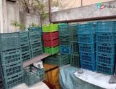 Պլաստմասե արկղեր / plastmase arkxer