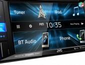 JVS KW-V25BT USB 2 DIN Bluetooth DVD FM AUX Ապառիկ և Կանխիկ վաճառք