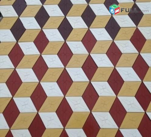 WORLD STONE Բետոնե աղյուս dekorativ qarer qirpij