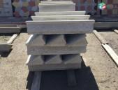 Բետոնե աստիճաներ մառմառի կռոշկով, betone astichaner