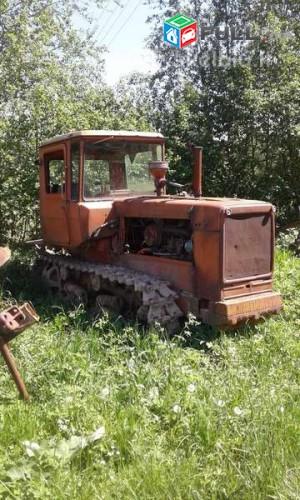 Dt 75 traktor RASKULACHIT