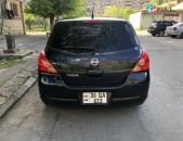 Nissan Tiida, 2007 թ. Anteri, hexuk gazov