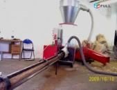 Линии брикетирования  соломы (мини)