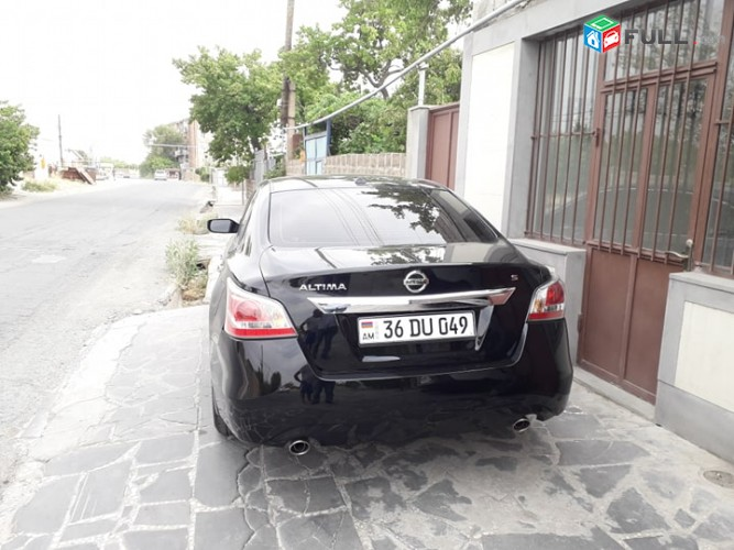 Nissan Altima , 2014թ.