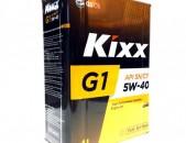Yux KIXX 5W-40 4L Լրիվ սինթետիկ