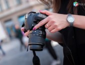Ֆոտո–վիդեո նկարահանում մատչելի