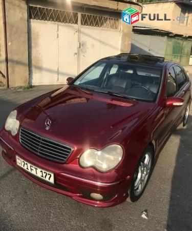 Mercedes-Benz C 32amg stage1 , 2001թ.