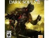 Ps4 dark souls 3 original disk NAEV POXANAKUM