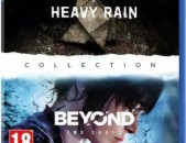 Ps4 heavy rain beyond two souls collection original disk