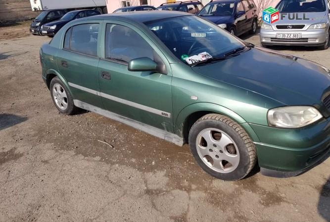 Opel Astra , 2000թ. pakovi mas mas
