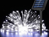 10M 100 LED Gexecik Arevayin Luiser, Arevain Lus, Luys Luis Solar Panel