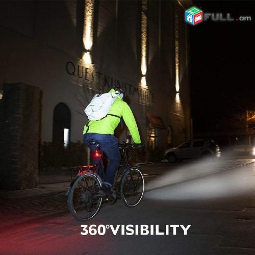 1000 Lum Hecanivi Luis, Batare, Prajektr, Luys, Hetsanivi, Fanar, Bicycle Light Bike Lus Hecoi