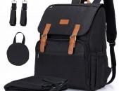Kati Payusak Mankakan Sumka Mayriki Ryugzag Diaper Baby Bag Backpack