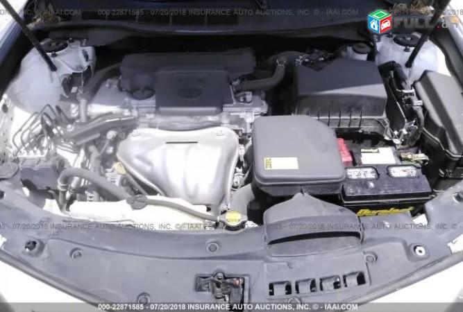 Toyota Camry, 2012 թ.