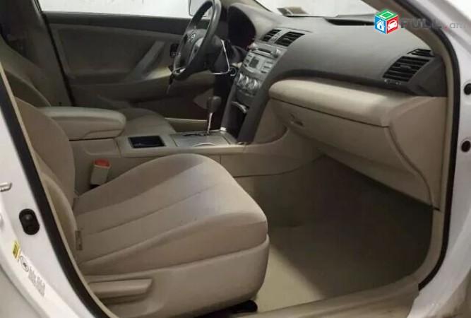 Toyota Camry, 2009 թ.