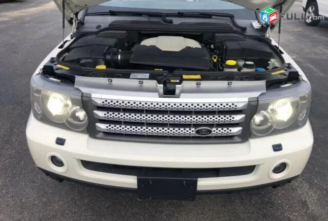 Land Rover Range Rover, 2007 թ.
