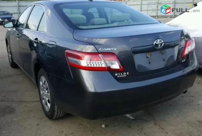 Toyota Camry, 2011 թ.