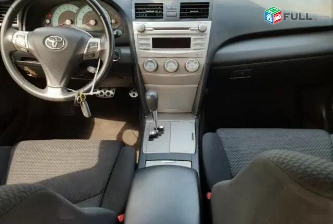 Toyota Camry, 2010 թ.
