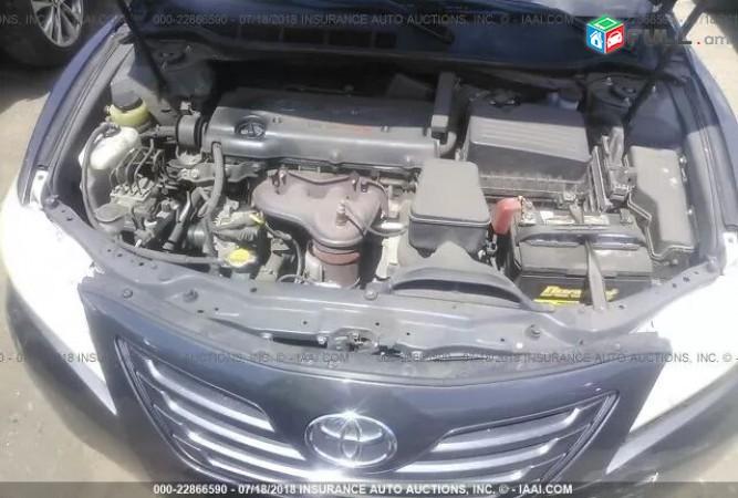 Toyota Camry, 2007 թ.