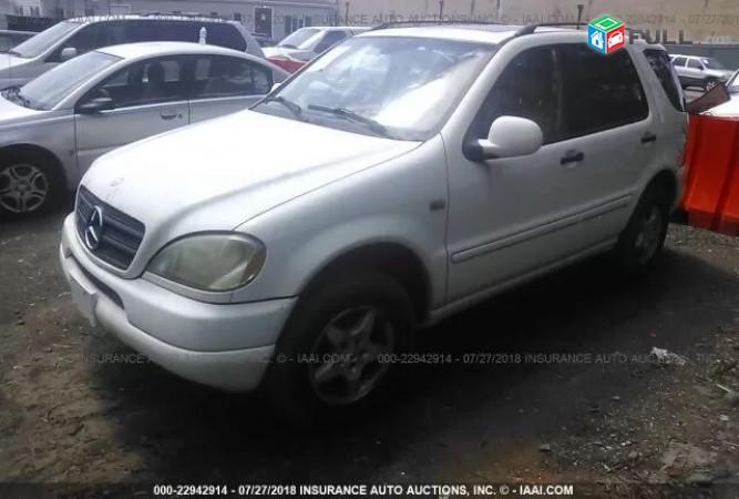 Mercedes-Benz M, 2000 թ.