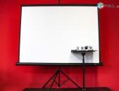 Prokat proektor prakat projektor vardzuytov ekran varcov varcuytov