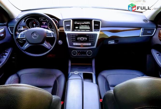 Mercedes ML 350 4 MATIC , 2015թ.