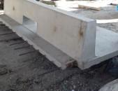 Երկաթբետոնե կամրջի մայթի բլոկ